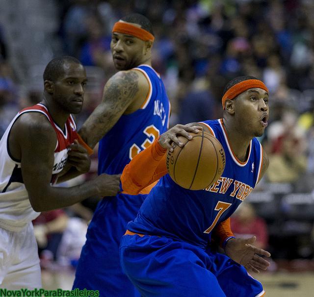 Ingressos Basquete New York Knicks