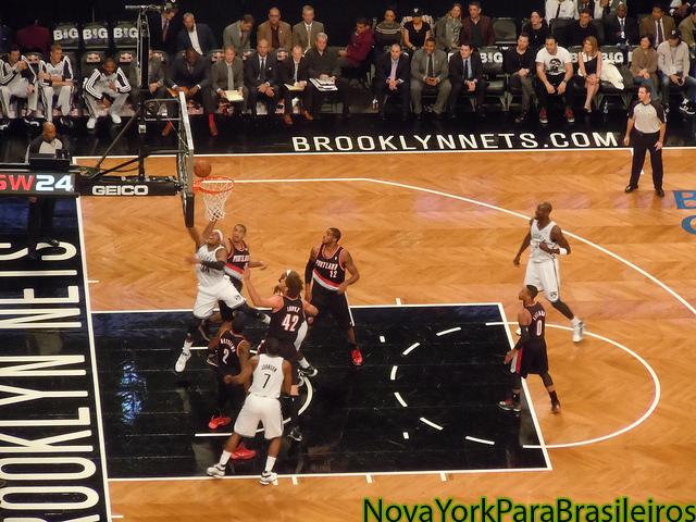 Os Brooklyn Nets Ingressos