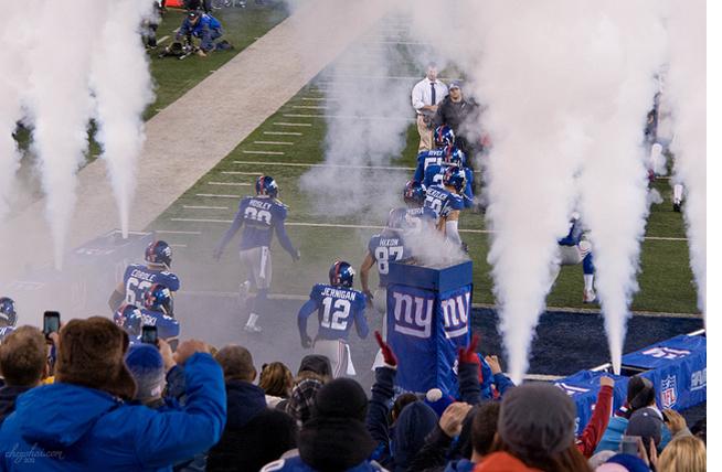 Estadio dos New York Giants futebol Americano