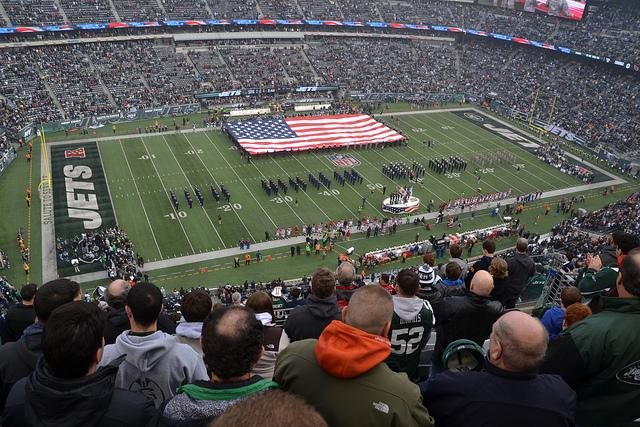 Os New York Jets Futebol Americano