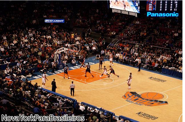 New York Knicks Ingressos