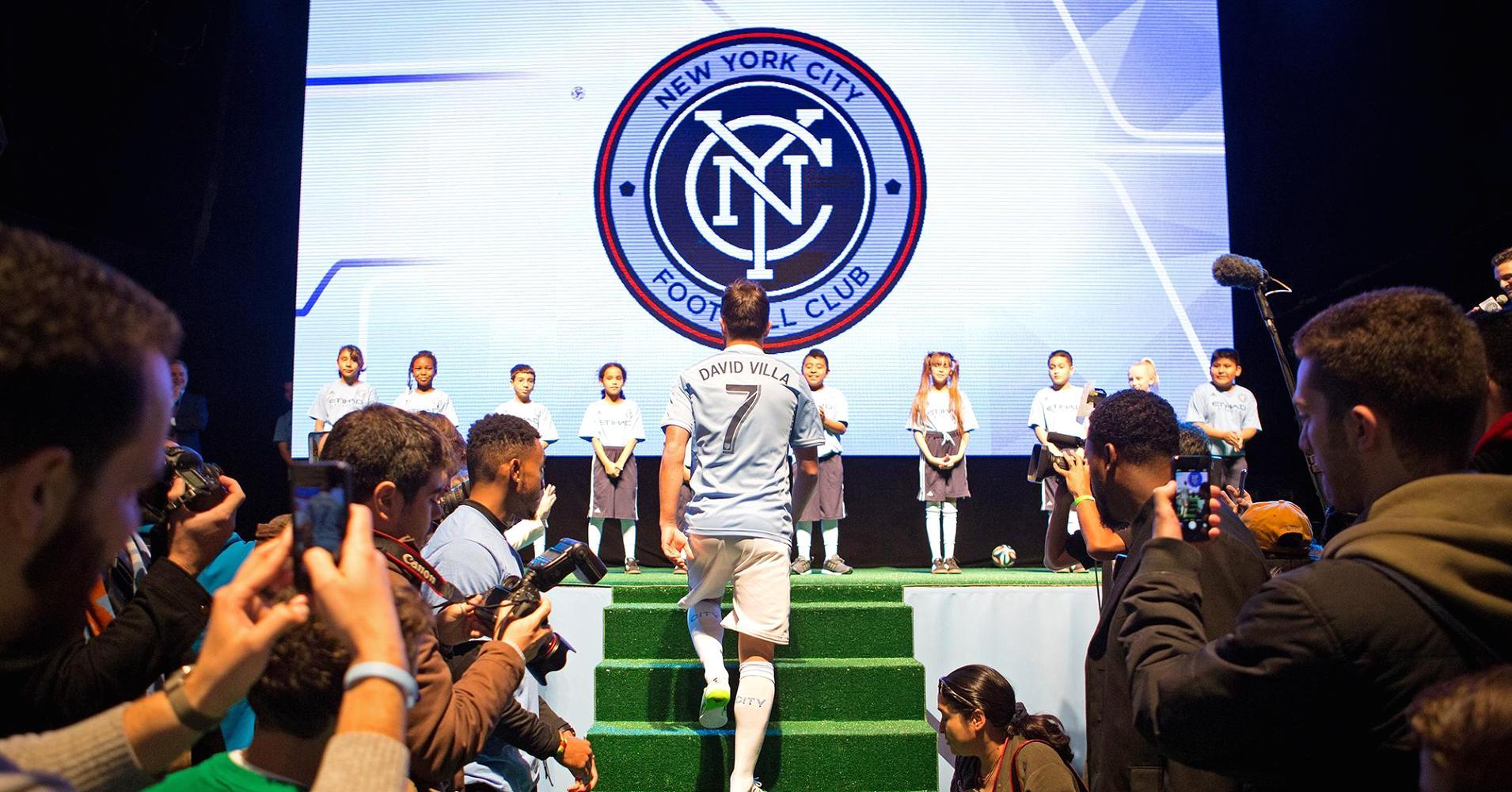 6821d14e0 Como Comprar Ingressos para os New York City FC