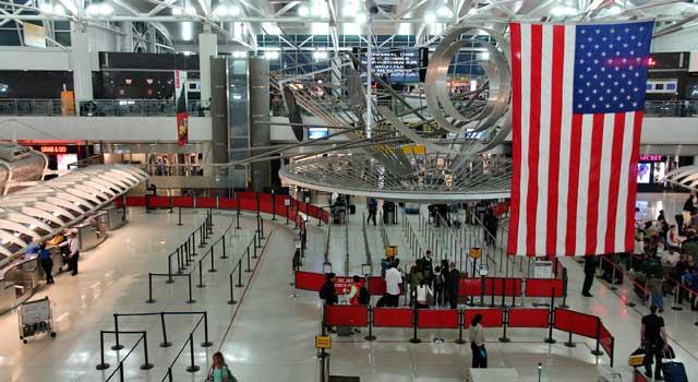 Aeroporto New York Jfk : Transporte do aeroporto jfk para manhattan